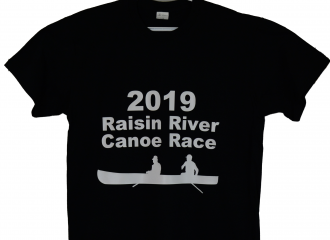 Annual Raisin River Canoe Race