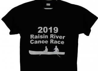 Annual Raisin River Canoe Race